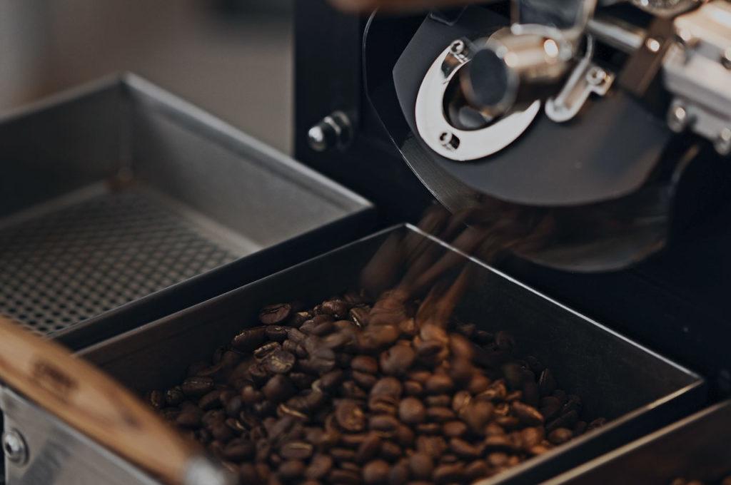 RoastBerry coffee roasters